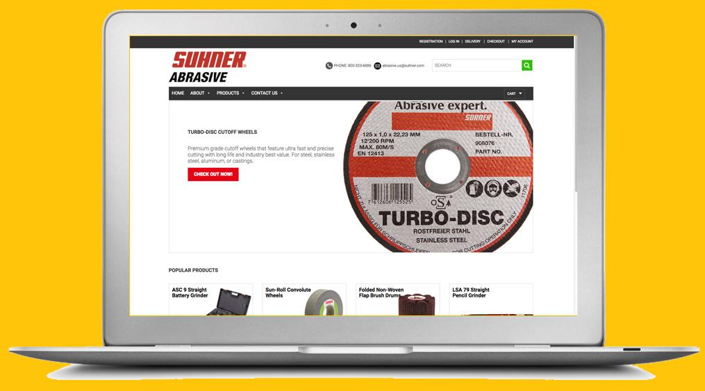 Suhner Abrasives